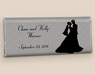 Customized Wedding Chocolate Favors